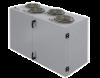 Компактная приточно-вытяжная установка с пластинчатым рекуператором SHUFT CAUP 1000VEL-A